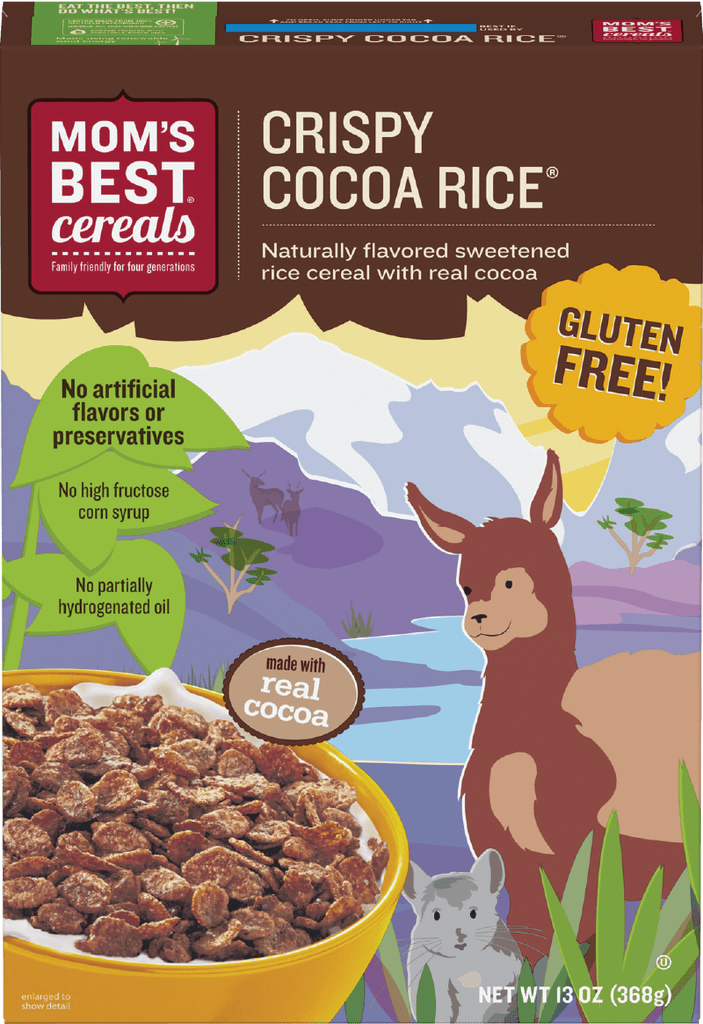 Cocoa Pebbles: Eat Mom's Best Cereals Crispy Cocoa Rice Instead