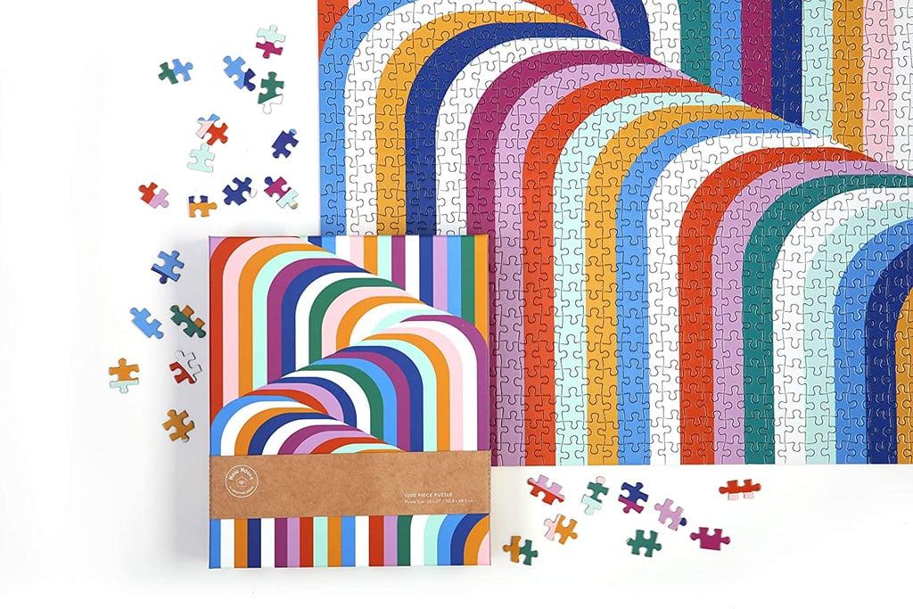 Galison Now House by Jonathan Adler Vertigo 1000 Piece Jigsaw Puzzle