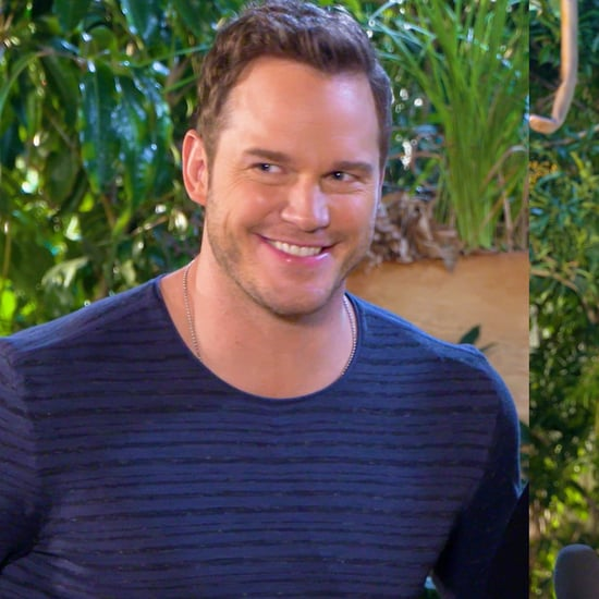 Jurassic World's Chris Pratt & Bryce Dallas Howard Interview