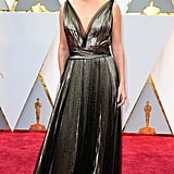 Charlize Walking the Red Carpet