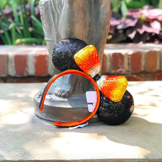 Disney Candy Corn Mouse Ears Halloween 2018