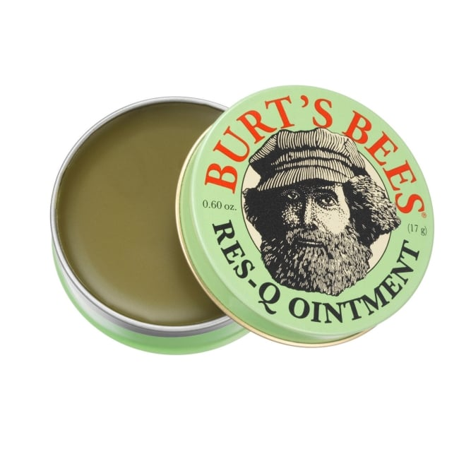 """Burt's Bees Res-Q Ointment ($7) """"A great stocking stuffer, I always carry this when I'm traveling — you never know when you might need a little healing."""""""