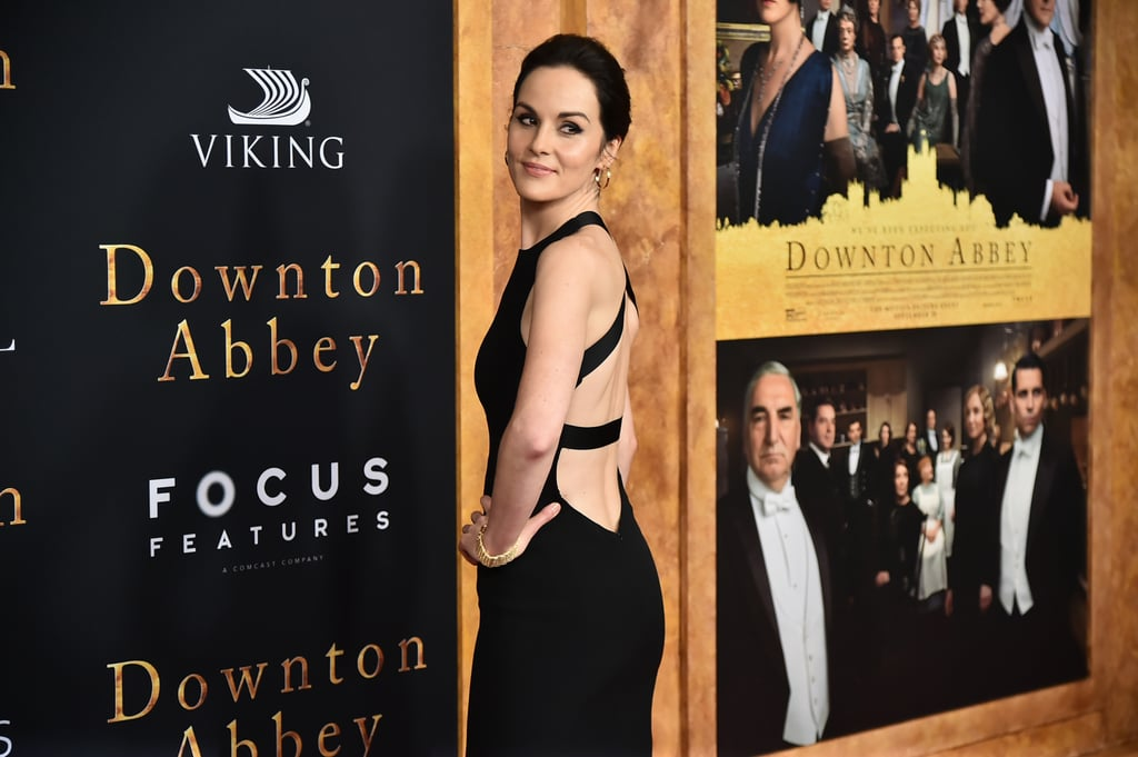 The Crawleys sure clean up nicely, and so do the actors who portray the aristocratic family on Downton Abbey. The cast recently gathered to celebrate the forthcoming feature film at its New York City premiere on Monday. Though the iconic Maggie Smith, who portrays Violet Crawley, was not in attendance, other fan favorites including Michelle Dockery, Elizabeth McGovern, Laura Carmichael, and Harry Hadden-Paton showed up looking quite glamorous.  The Downton Abbey film will hit theaters on Sept. 30, four years after the six-season period drama ended its run. The film will follow the family and their staff as they anticipate an official state visit from the king and queen. At this point a sequel has not yet been confirmed — the film is a sequel of sorts, after all — so viewers might want to savor this time with the Crawleys while they can.
