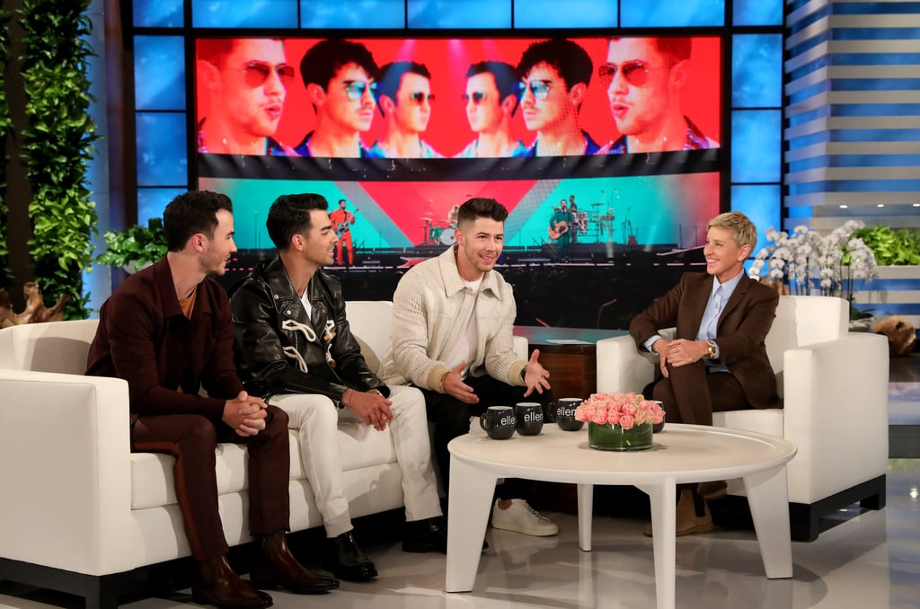 Watch the Jonas Brothers on The Ellen Show Videos