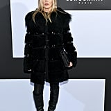 Kate Moss at Longchamp Fall 2019