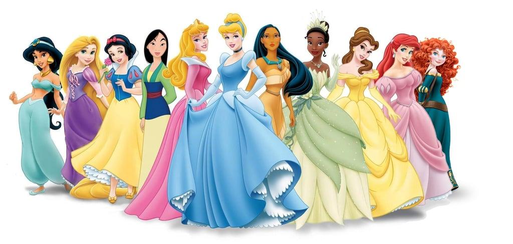 Disney Princess Lipstick Collection From LA Splash