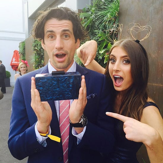 2015 Melbourne Cup Celebrity Instagram Pictures