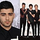 Zayn Malik vs. One Direction