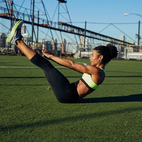 20-Minute Workout From a Trainer
