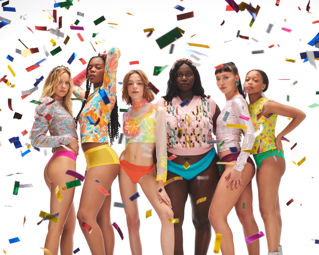 Parade Underwear Celebrates 1 Year With Birthday Collection