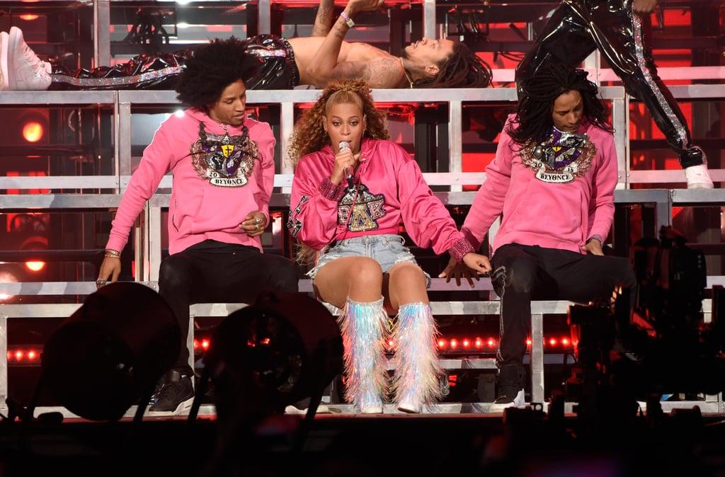 Beyoncé's Second Coachella Performance 2018 Pictures