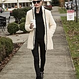 Kate Bosworth Wearing Banana Republic