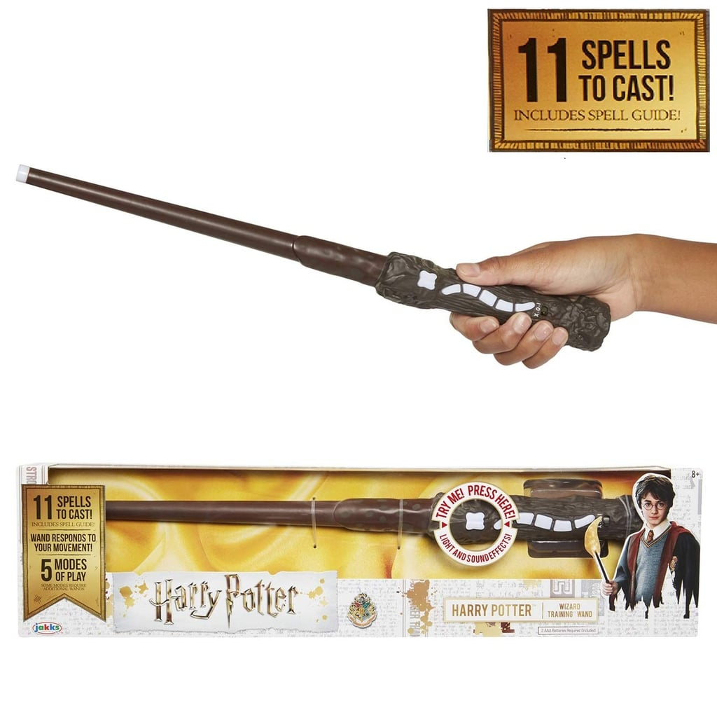 For 8-Year-Olds: Harry Potter, Wizard Training Wand
