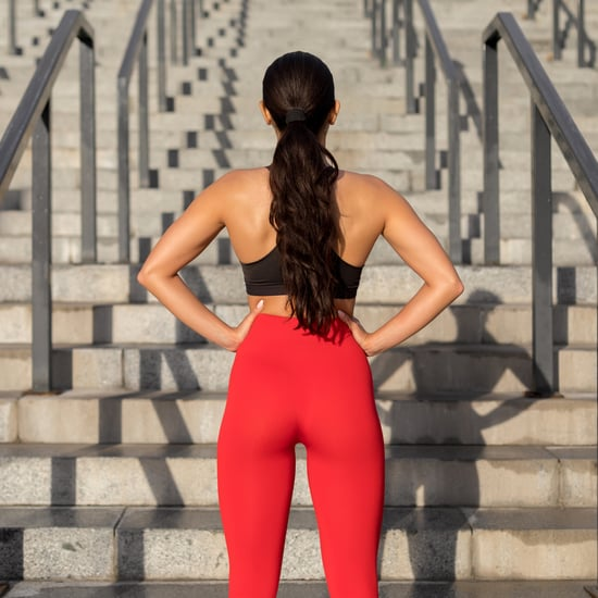 This Staircase Workout Will Work Your Whole Body