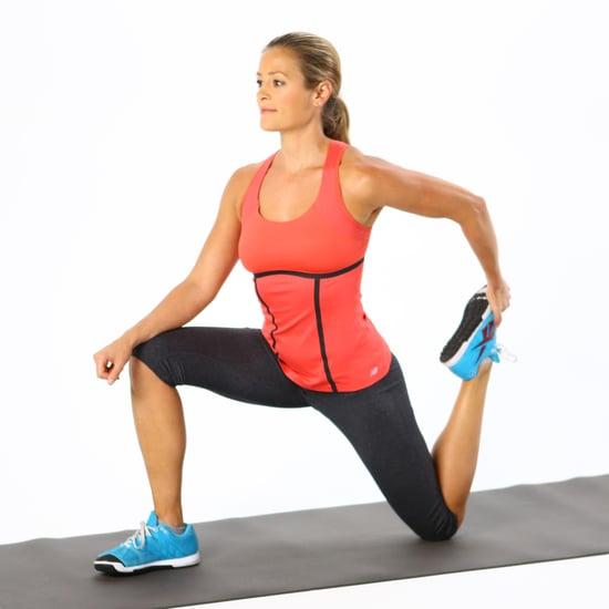 Quick Fix For Back Pain —Stretch Your Hip Flexors