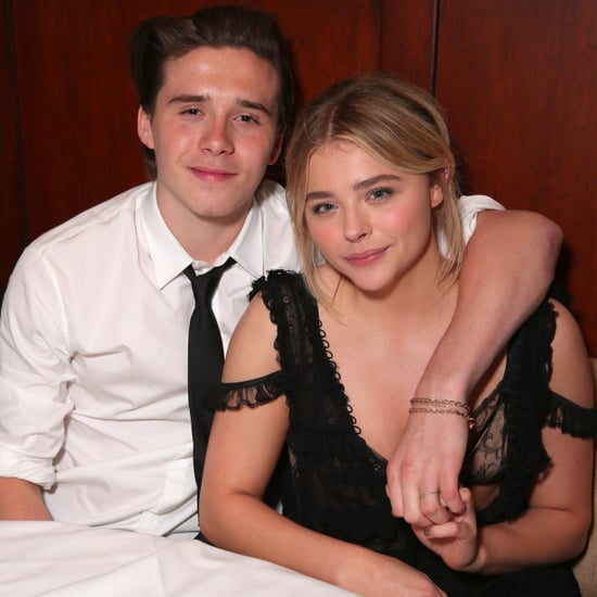 Chloe Grace Moretz and Brooklyn Beckham Back Together 2017