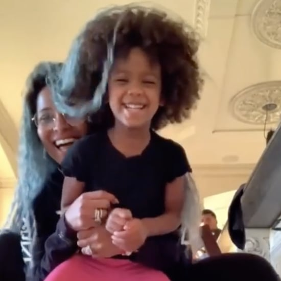 "Watch Ciara and Daughter Sienna Do the ""Body"" Challenge"