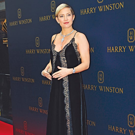 Kate Hudson Ring at Harry Winston Event 2018