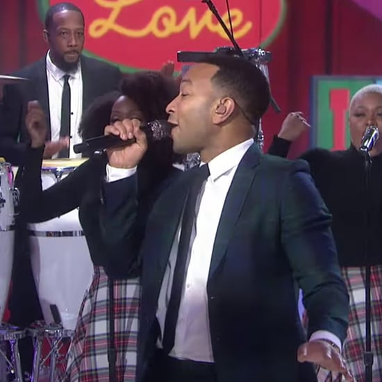 "John Legend Singing ""Bring Me Love"" on the Today Show Video"