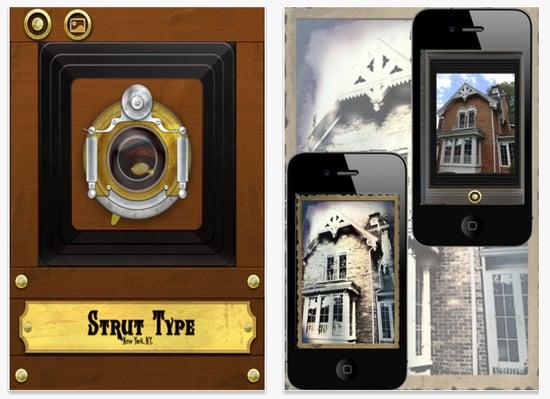 Antique Camera Apps