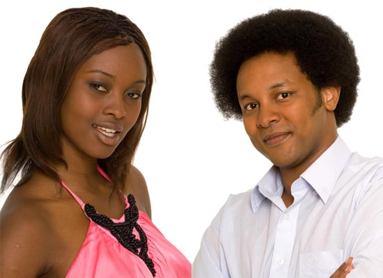 Pop Poll on Who Will Be Evicted From the Big Brother House on Friday — Sylvia or Mohamed