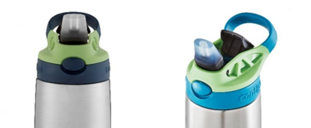 Contigo Kids' Cleanable Water Bottles Recall February 2020