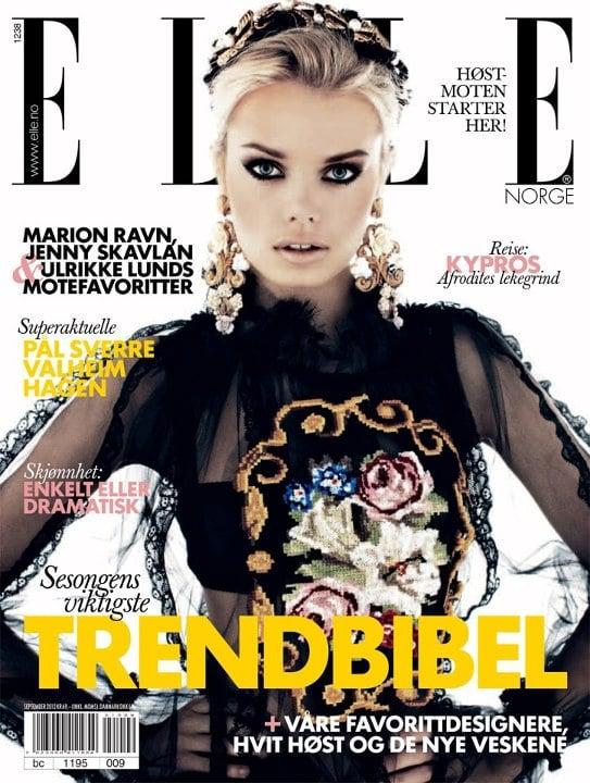 Elle Norway September 2012