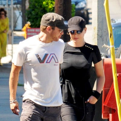 Ryan Phillippe and Abbie Cornish Out in LA