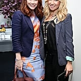 Bryce Dallas Howard and Ari Graynor got together at the Women's Filmmaker brunch.
