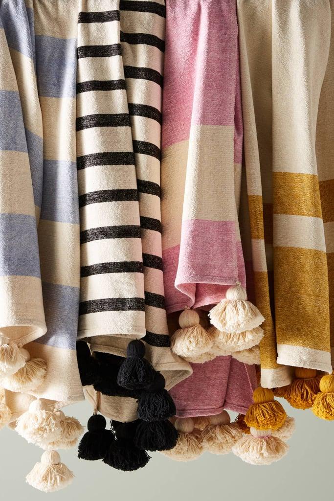 Woven Nayland Throw Blanket