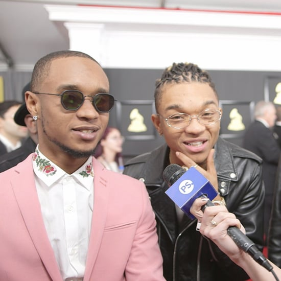 Rae Sremmurd Interview at 2017 Grammys