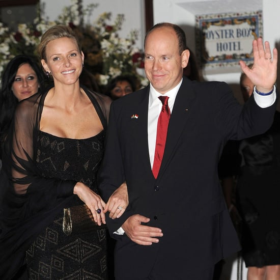 Princess Charlene and Prince Albert in Durban, South Africa