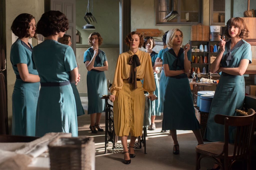 Cable Girls, Season 4