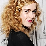 Kiernan Shipka at a Press Event in 2017