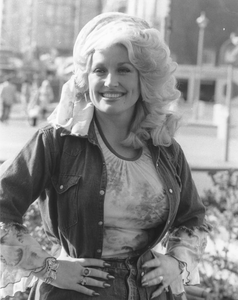 Young Dolly Parton Pictures Popsugar Middle East