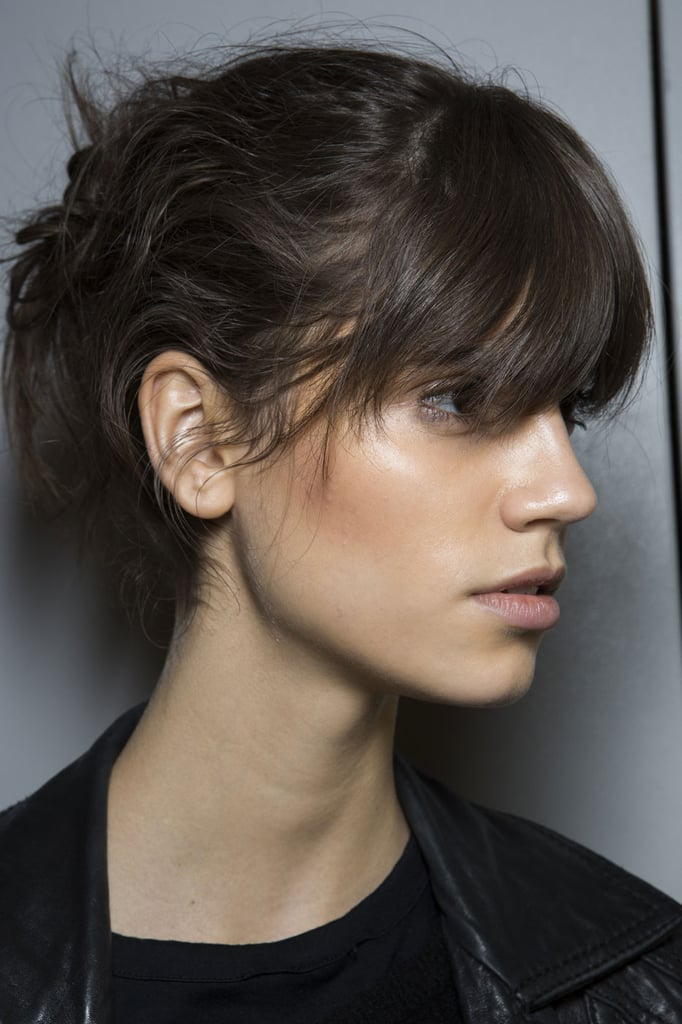 hair style net fashion week runway looks popsugar 4932
