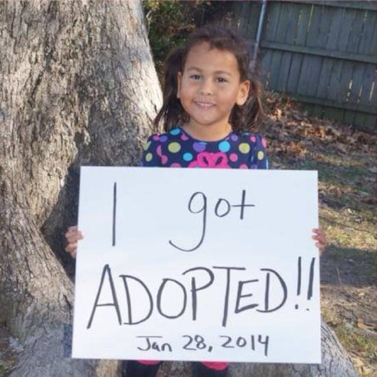 Facebook Adoption Notice
