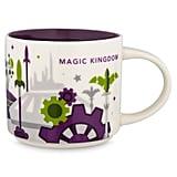 Magic Kingdom Starbucks You Are Here Mug ($17)