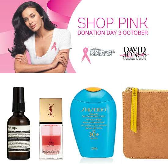 Shop Long-Weekend Essentials, and Join the Fight Against Breast Cancer!