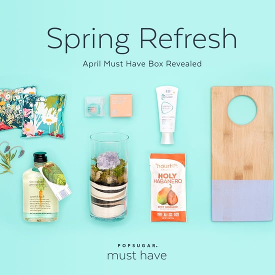 April 2017 PopSugar Must Have Box Revealed