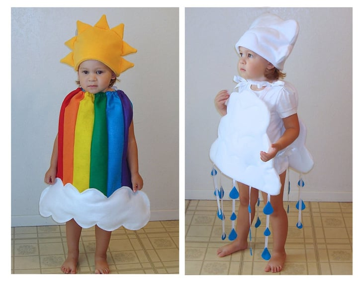 b2f2842bb Coordinating Sibling Costumes For Halloween | POPSUGAR Family