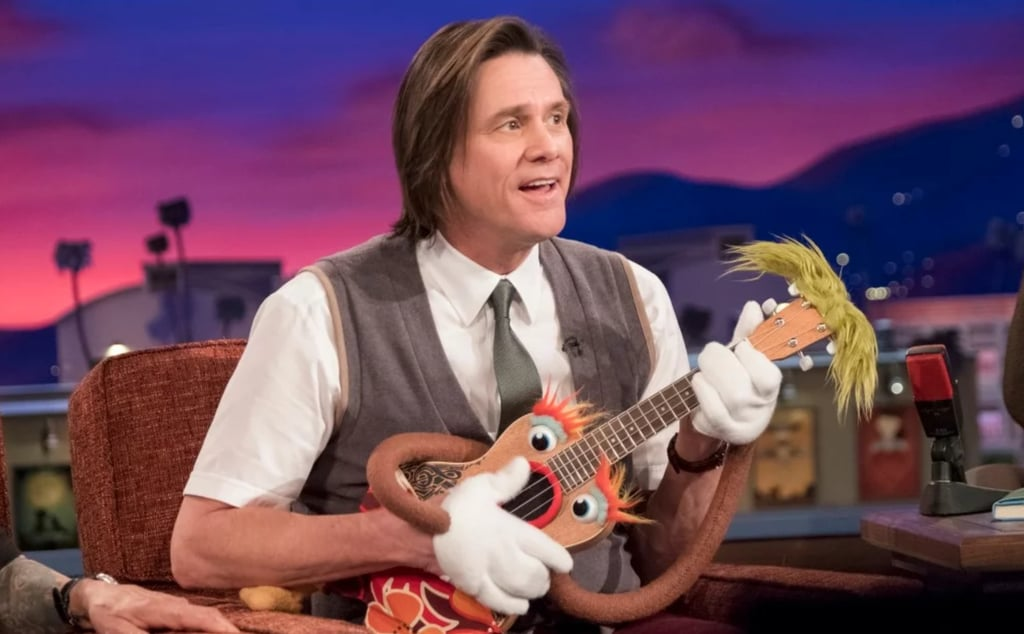 Outstanding Lead Actor in a Comedy Series: Jim Carrey, Kidding