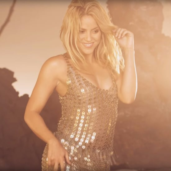 Shakira Belly Dancing GIFs