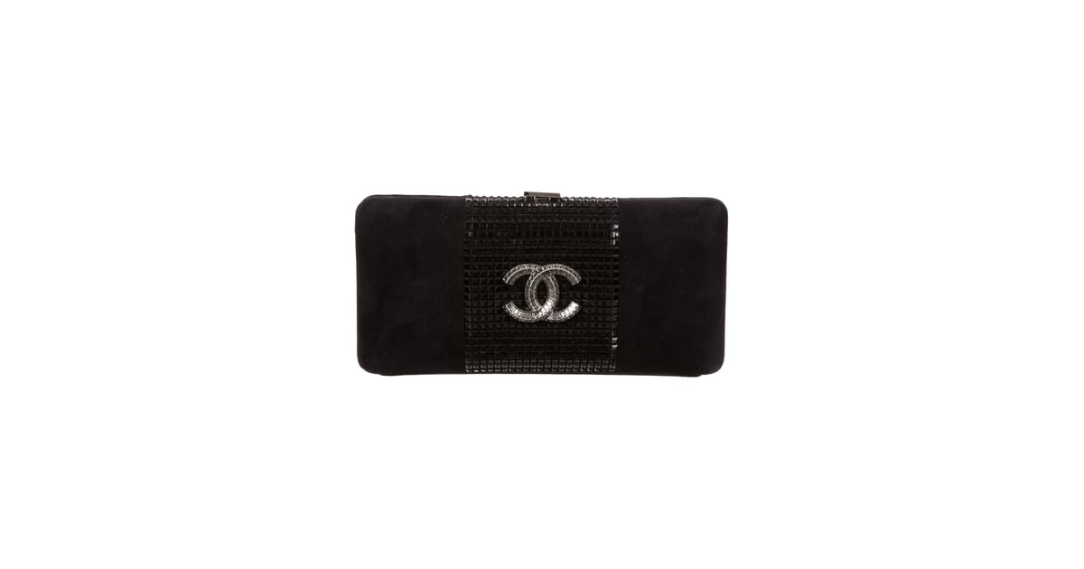 The RealReal Chanel Clutch | Jennifer Aniston's Chanel ...