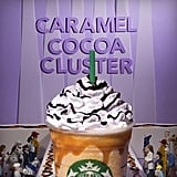Do You Want to Try: Caramel Cocoa Cluster Frappuccino Blended Coffee?