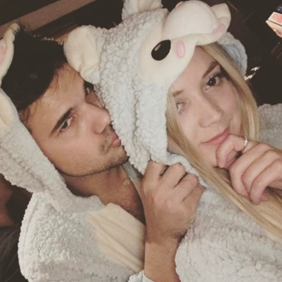 Billie Lourd's Birthday Message to Taylor Lautner 2017