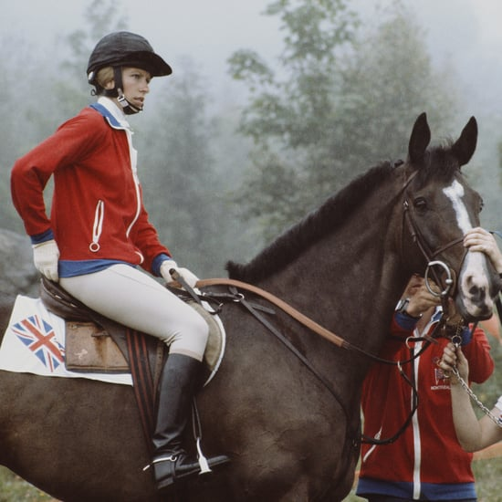 Did Princess Anne Compete in the Olympics?