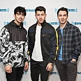 March: The Jonas Brothers Dished About Their Reunion