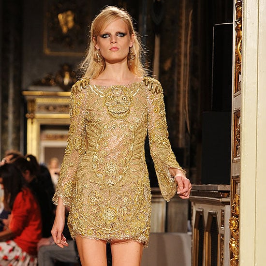 We're Loving Spring's Gold Dress Standard — See and Shop the Trend Now