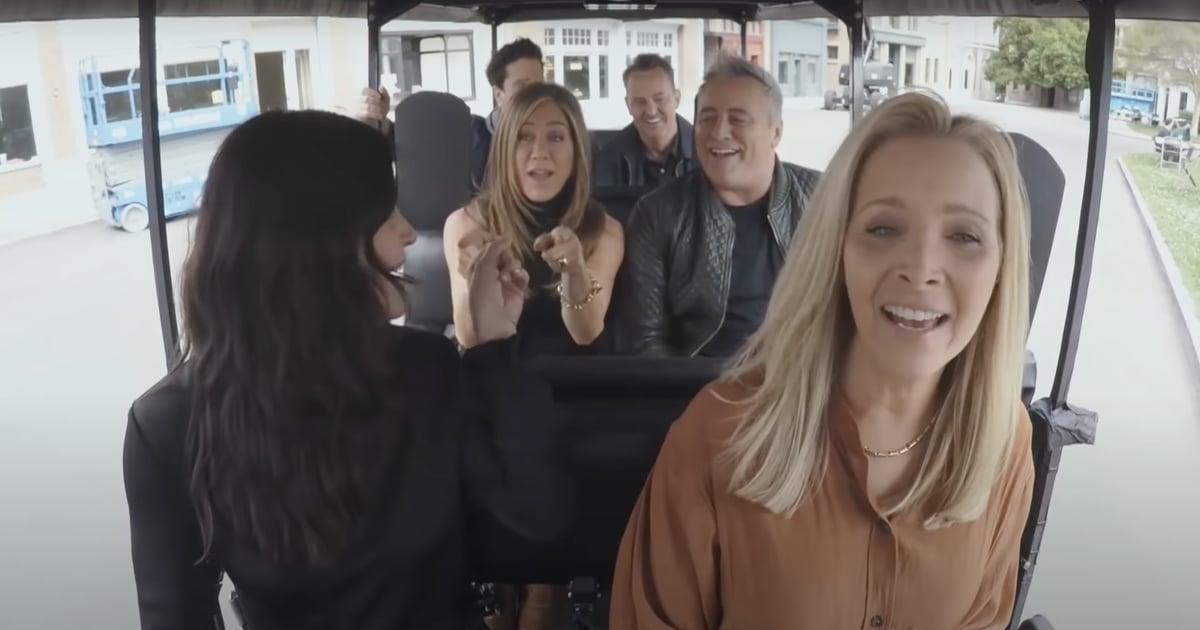 So No One Told Us the Cast of Friends Was Gonna Be This Way For Carpool Karaoke.jpg